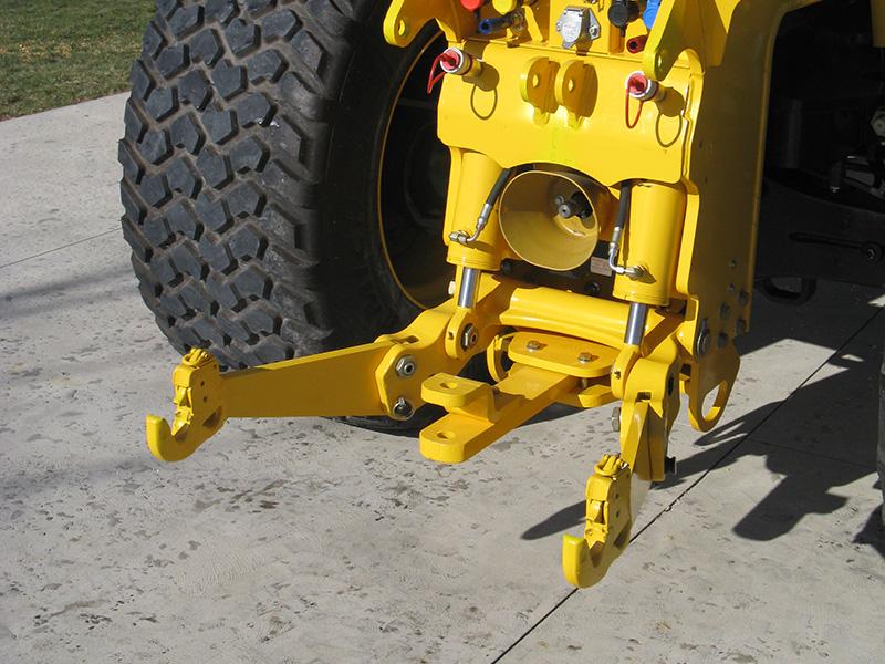 UT5212 Rear Attachment
